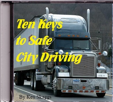 10 Keys to Safe City Driving CD Cover